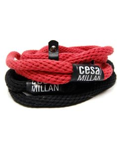 Cesar Millan Cotton Training Lead The essential, must-have training tool for all Pack Leaders is now available in a soft, woven cotton style!