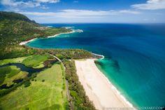 long beach, Kauai Hawaii