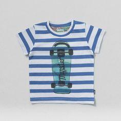 munster kids- oze - cobalt stripe