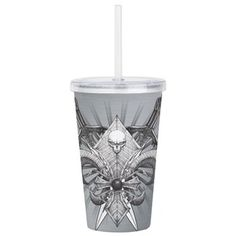Crossed Daggers Acrylic Double-Wall Tumbler> Cups Mugs Glasses Containers> Future Imaging Designs Tumbler Cups, Mugs, Future, Wall, Gifts, Future Tense, Presents, Mug, Gifs