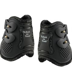 English Tack Store - Back on Track Fetlock Boots, $74.95 (http://www.englishtackshop.com/back-on-track-fetlock-boots/)