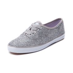 Shop for Womens Keds Champion Sparkle Casual Shoe in Silver at Journeys Shoes. Shop today for the hottest brands in mens shoes and womens shoes at Journeys.com.An American original, with some added pizazz, the Keds Champion Sparkle features a glitter canvas upper, grosgrain ribbon lace closure, and rubber sole.