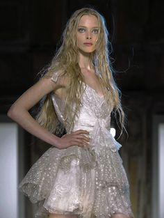 Tanya Dziahileva, Abbey Lee Kershaw, Ethereal Beauty, Get Up, The Chic, Golden Age, Supermodels, Runway, Skinny