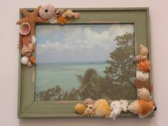 Seashell Photo Frame Shell Picture Frame by TheSleepySeahorsehttps://www.etsy.com/listing/223114768/seashell-photo-frame-shell-picture-frame?ref=shop_home_active_2