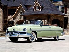 1951 Lincoln Cosmopolitan Convertible