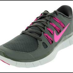 1e33a5a8d6f9 Nike free 5.0. Pink Running ShoesNike ...