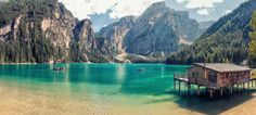 Lago di Braies - Buscar con Google