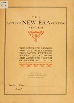 The pattern New era cutting system;