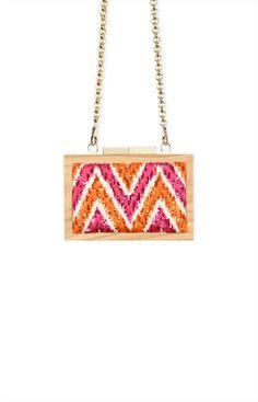 #bag #cluch #wood #fashion #spring #summer #luxury #accessories #LAURAFED