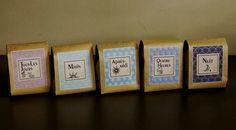 上目黒にある「coffee caraway」さんのパッケージとリーフレットを制作しました。