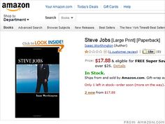 """Be careful what you order through the Kindle store. There are lots of copy-cat titles available from """"Spamazon."""""""