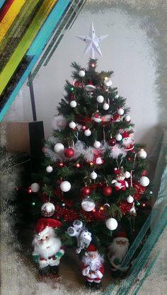 Réalisez le plus beau sapin de Noël ! Participation de Gaëlle N'Co