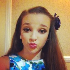 dance moms kendall vertes  OMGOSH SHE LOOKS SO MUCH LIKE HER MOM (JILL) IN THIS PIC!!!!