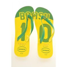 Hear me now or believe me later.  Havaianas.  Rider makes the greatest beach sandals on earth.  And with the Olympic volleyball on the beaches of Rio, this shoe is THE BEACH SHOE for 2012.  Don't believe these are sold in the U.S. but will hunt them down.  Cheap but shipping will be a beach.