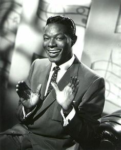Nat King Cole...My favorite Christmas singer..