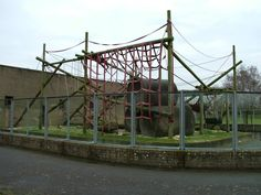 zoo primate exhibit play structure - Google Search