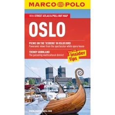 Marco Polo Travel Guides: Marco Polo Oslo (Other) Transport Map, Public Transport, Travel Guides, Travel Tips, Museum Island, Ski Jumping, Little Cabin, Wooden Cabins, Marco Polo