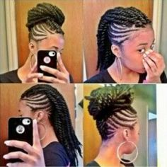 protective style i want!