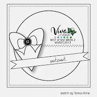 Viva La Verve Sketch Challenges