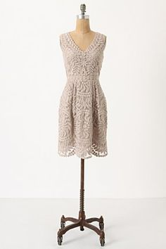 lace dress - anthropologie ~ i want this so badly