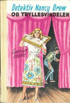 """""""Detektiv Nancy Drew og tryllesvindelen"""" av Carolyn Keene Josie And The Pussycats, Nancy Drew Mysteries, Betty And Veronica, Archie, Detective, Crime, Cool Outfits, Disney Characters, Fictional Characters"""