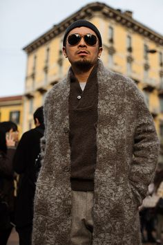 On the Street…Piazza Oberdan, Milan (from The Sartorialist) See more at http://www.thesartorialist.com/?p=61222