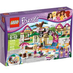 LEGO Friends Heartlake City Pool Play Set