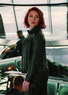 Black Widow!! Avengers!!