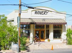 Jerome, Arizona has wineries too!