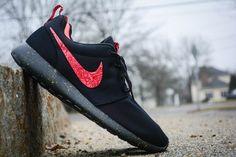 """Nike Roshe Run """"Meteorology"""" Custom"""