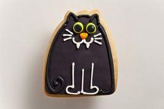 Favors: Fat Cat Cookie