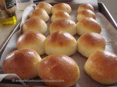 Arabafelice in cucina!: Panini ai fiocchi di latte
