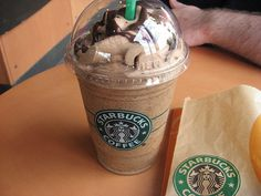 Starbucks mocha cookie crumble looking real good right now