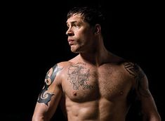 Gareth Thomas reveals actor Tom Hardy is in talks to replace Mickey Rourke who has decided he is too old to portray the gay rugby superstar in the planned film biography of his life, according to an interview the The Sun.