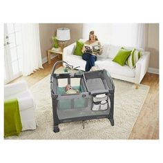 Graco Pack U0027n Play Playard Change U0027n Carry   Manor