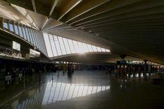 Bilbao Airport Main Terminal