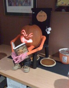 Funny: Awesome pumpkin carving ideas