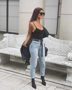 How To Get And Buy Gorgeous Stylish Clothes – Clothing Looks Club Outfits For Women, 30 Outfits, Mode Outfits, Trendy Outfits, Summer Outfits, Fashion Outfits, Clothes For Women, Evening Outfits, Club Outfits Jeans