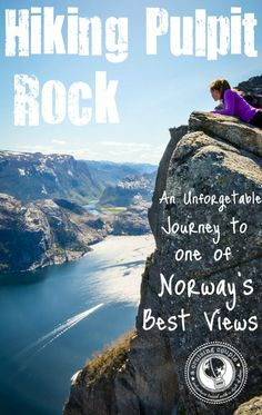 Hiking Pulpit Rock—An Unforgettable Journey to one of Norway's Best Views! Read more: http://bit.ly/1n0Cam4