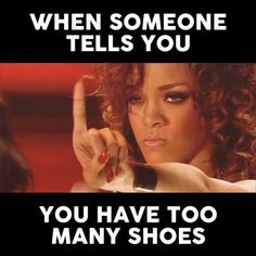 Don't even. ☝�� #TopCrop #TopCropindia #FollowTopCrop . . . . . . . . #rihanna #riri #rihannamemes #shoes #shoelove #shoegram #shoememe #shoelover #shoelovers #tagforlikes #like4like #followme #funny #humour #qotd #quotes #badgalriri #fashion #style #celeb #celebrities #potd #instagram #gif #gifs #funnygifs http://unirazzi.com/ipost/1497290324643608796/?code=BTHcZ4GAvjc