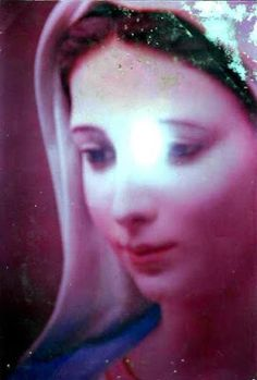 HOLY FACE OF OUR LADY REVEALED AT THE JACAREÍ APPARITIONS- SP-BRAZIL