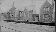 Bluecoat School, North Walk, Barnstaple 1890