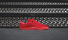 """adidas Campus 80s """"Total Red"""" Another Look"""