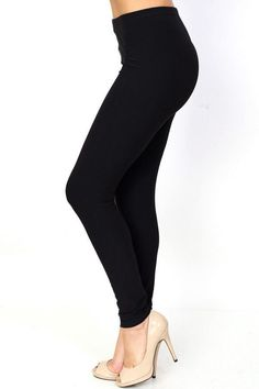 Solid Soft Leggings-Yes! The hard to find ones!