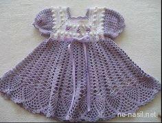 bebekler için elbise modelleri