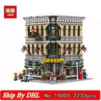 New STARBUCKS /& BOOKSTORE Set legoings Creator Building Blocks 4616pcs Bricks