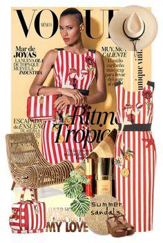 """The Cutest Summer Sandals"" by lacas ❤ liked on Polyvore featuring Dolce&Gabbana, Ryan Roche, Arteriors, UGG Australia, Rainforest, dolceandgabbana, summersandals and YsaunnyBrito"