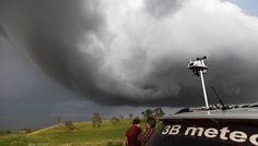 Cacciatori di tornado, ora le follie americane contagiano anche l'Italia