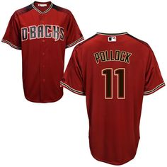 Diamondbacks Paul Goldschmidt Red Brick New Cool Base Stitched MLB Jersey.  Arizona Cardinals Jerseys Shop 291191768cdb