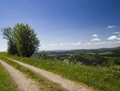 Sauerland Höhenflug -  het uitzicht op de bergketen, © Sauerland Höhenflug